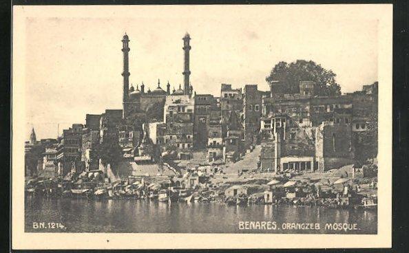 AK Benares, Orangzeb Mosque