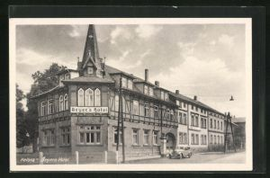 AK Kelbra a. Kyffh., Beyer's Hotel