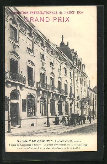 AK Abainville, Société Le Granit