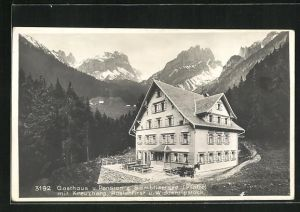 AK Rüte, Gasthaus - Pension zum Sämtisersee