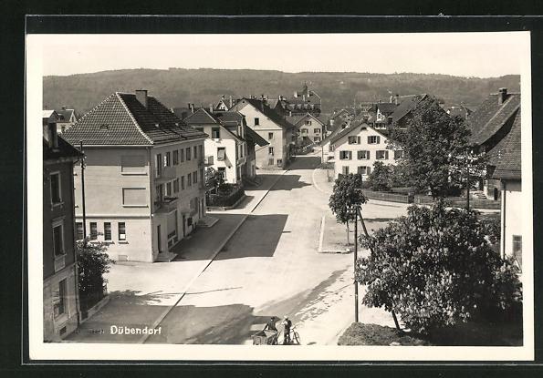 Bild zu Foto-AK Dübendorf...