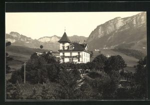 AK Weissbad / App. J. Rh., Hotel Pension Belvedere
