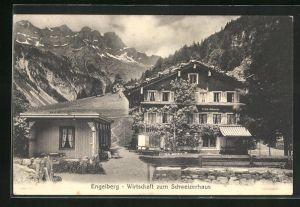 AK Engelberg, Wirtschaft zum Schweizerhaus