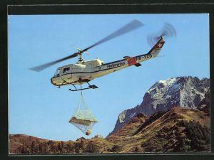 AK Hubschrauber Augusta Bell 204 B