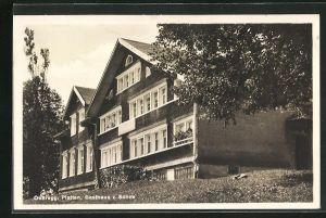 AK Oberegg, Gasthaus Sonne Blatten