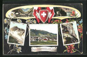 AK Appenzell, Säntis, Wildkirchli, Seealpseeli