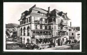 AK Unterägeri, Hotel Seefeld