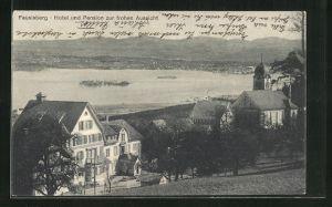 AK Feusisberg, Hotel und Pension zur frohen Aussicht