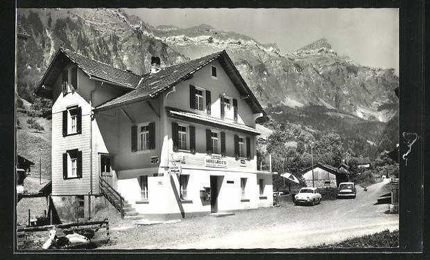 AK Hinterhtal, Gasthaus Höllgrotte