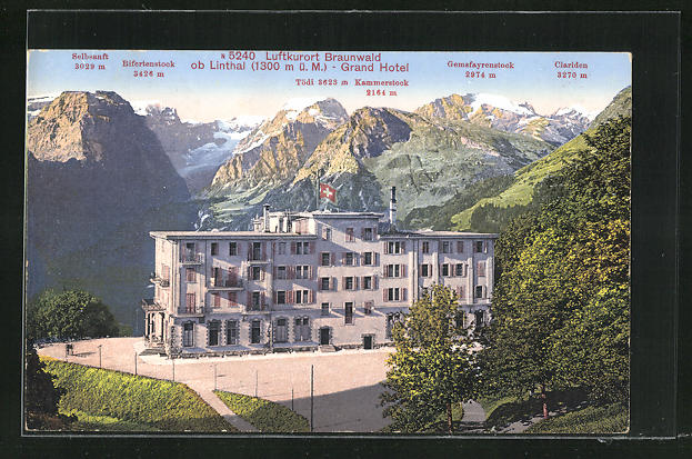 AK Braunwald, Grand Hotel 0