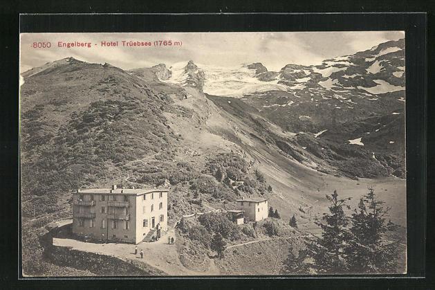 AK Engelberg, Hotel Trüebsee