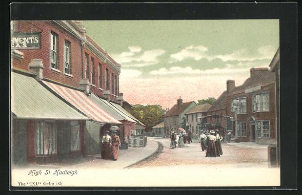 AK Hadleigh, High Street