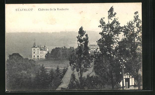 AK Stavelot, Chateau de la Rochette