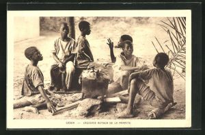 AK Gabon, Causerie autour de la Marmite