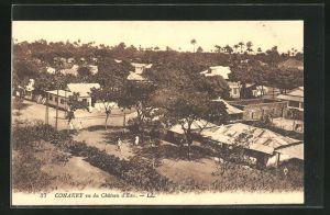 AK Conakry, vu du Chateau d`Eau
