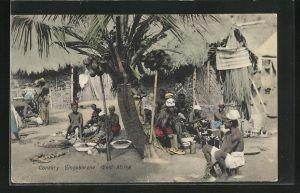 AK Conakry, Eingeborene West-Afrika