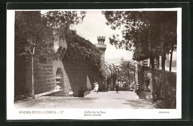AK Palma de Mallorca, Calle de la Seo
