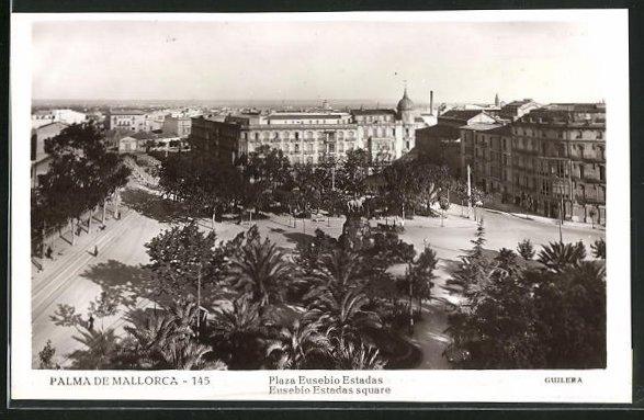 AK Palma de Mallorca, Eusebio Estadas square