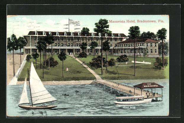 AK Bradentown, FL, Manavista Hotel