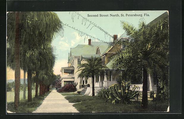 AK St. Petersburg, FL, Second Street North