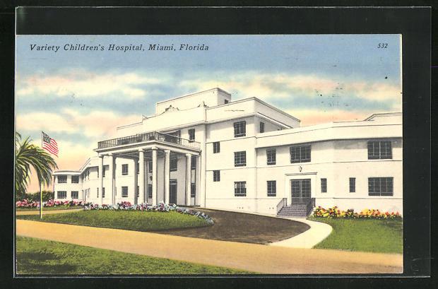 AK Miami, FL, Variety Children`s Hospital