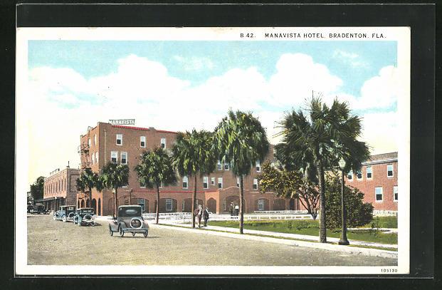 AK Bradenton, FL, Manavista Hotel