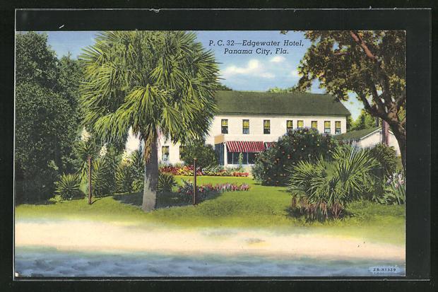 AK Panama City, FL, Edgewater Hotel
