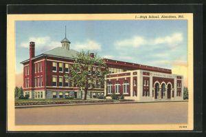 AK Aberdeen, MD, High School
