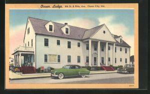 AK Ocean City, MD, Ocean Lodge, 8th St. & Phila. Ave
