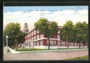 AK Ypsilanti, MI, Central High School