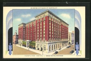 AK Grand Rapids, MI, Pantlind Hotel