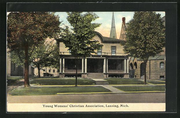 AK Lansing, MI, Young Womens` Christian Association