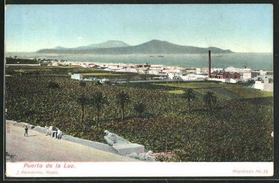 AK La Palmas, Puerto de la Luz
