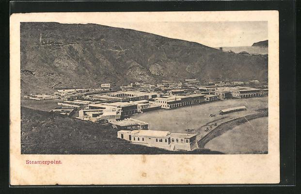 AK Aden, Steamerpoint