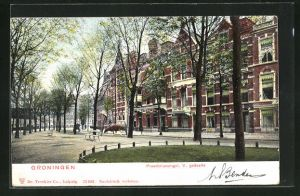 AK Groningen, Praediniussingel, V. gedeelte