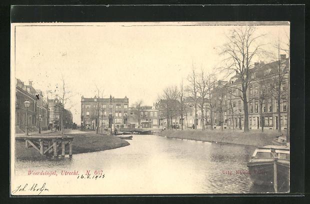 AK Utrecht, Weerdsingel, Ortspartie