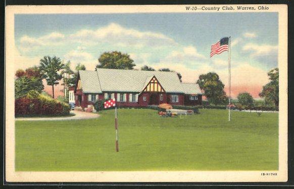 AK Warren, OH, Country Club