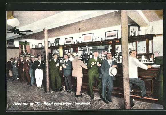 AK Bermuda, the Royal Prince-Bar