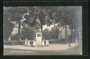 AK Bedford, Bunyan's Statue
