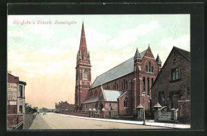AK Leamington, St. John's Church