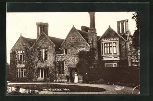 AK Tring, the Vicarage