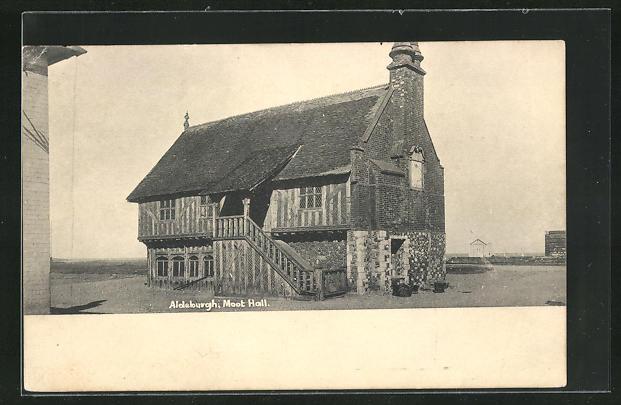 AK Aldeburgh, Moot Hall