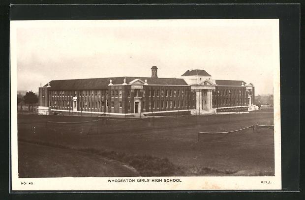 AK Leicester, Wyggeston Girl's High School