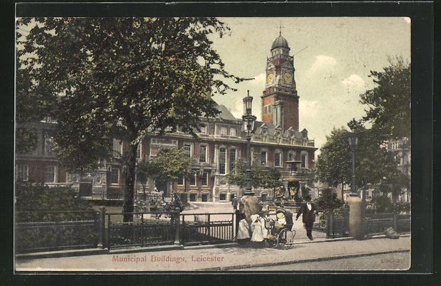 AK Leicester, Municipal Building
