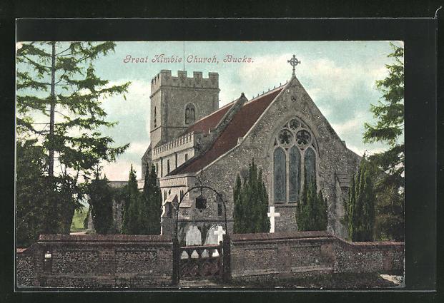 AK Great Kimble, Church