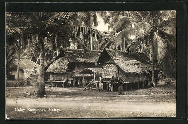 AK Malaya, Malay Kampongs