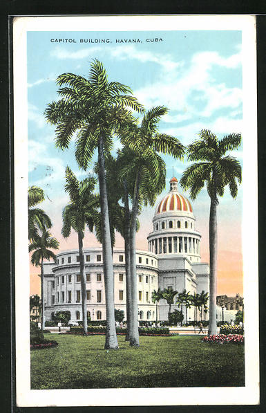 AK Havana, Capitol Building