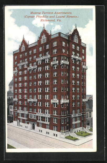 AK Richmond, VA, Monroe Terrace Apartments