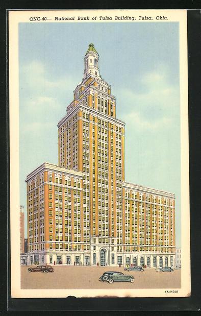 AK Tulsa, OK, National Bank of Tulsa Building
