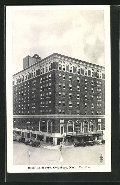 AK Goldsboro, Hotel Goldsboro